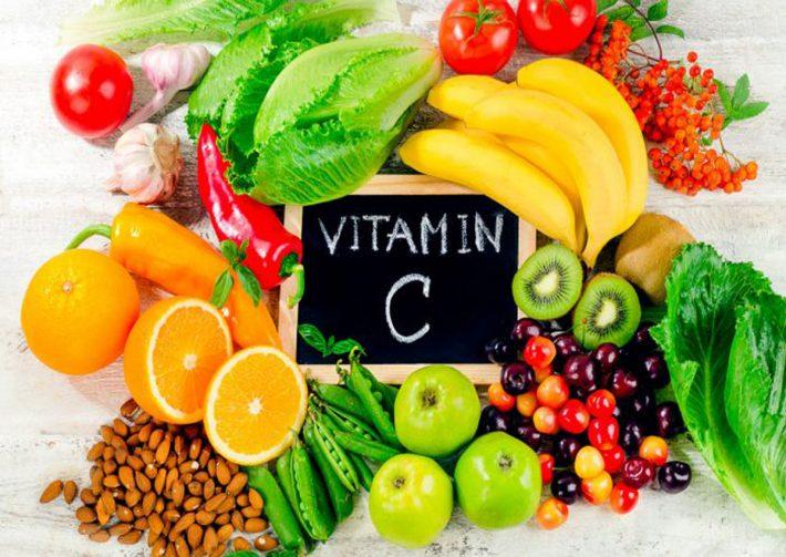 میوه ویتامین سی برای پوست