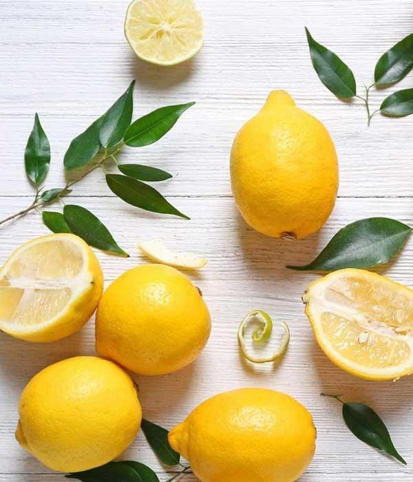 ماسک ویتامین سی لیمو