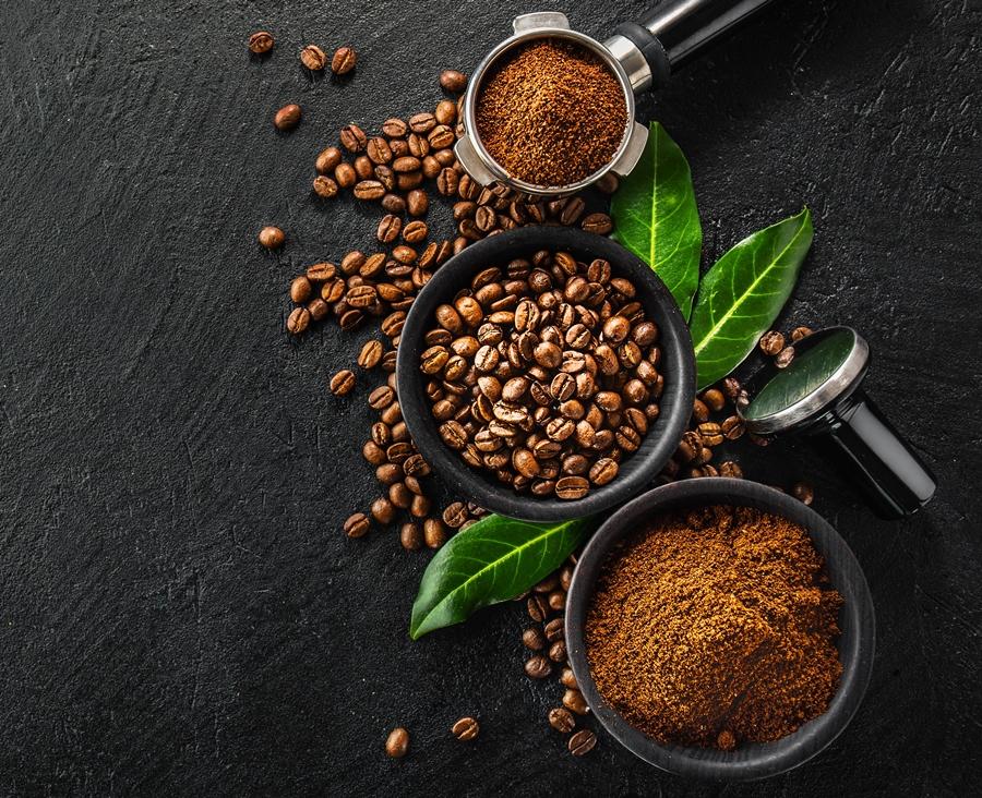 قهوه برای جلوگیری از چروک شدن پوست