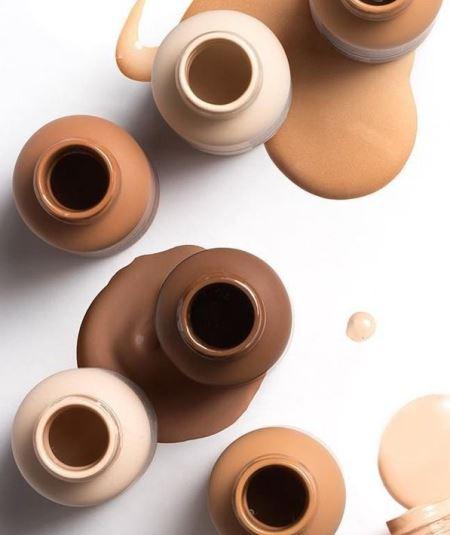 انواع کرم پودر مایع