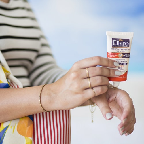 کمپین ابر محافظ پوست